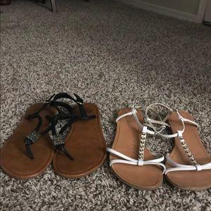 Shoes - Pair of Sandels